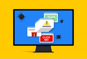 Adware is a type of malware that can damage your computer.