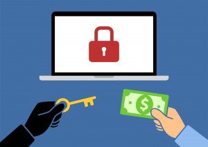 Ransomware is a type of malware.