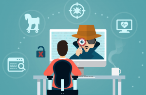 Spyware is a type of malware that could infect your computer.