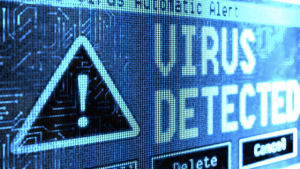 A computer virus is a type of malware.