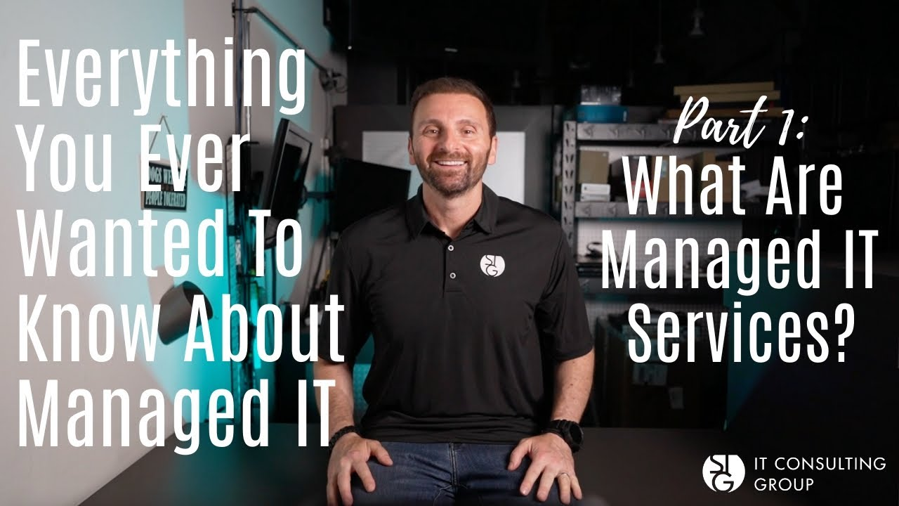 What Are Managed IT Services??