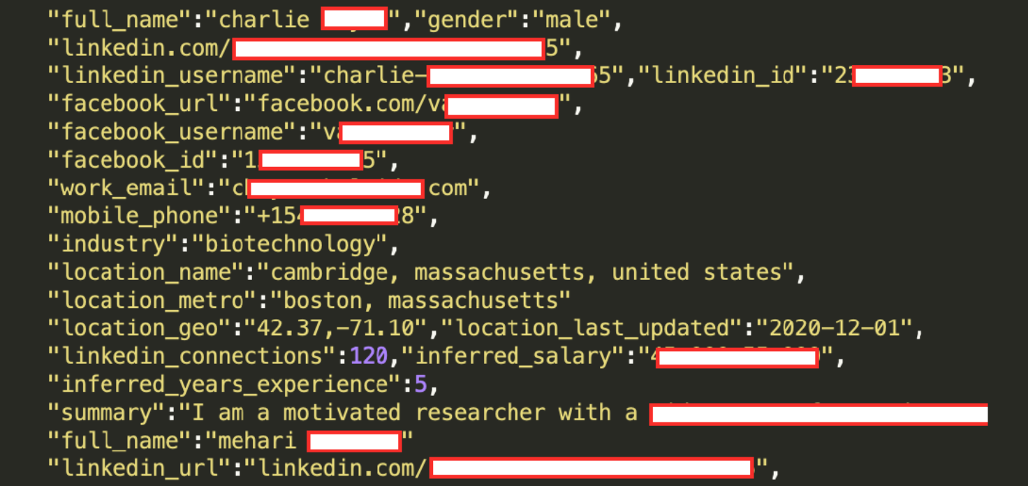 LinkedIn breach reportedly exposes data of 92% of users, including inferred salaries