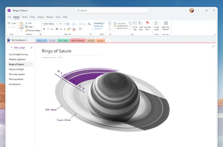 Microsoft is creating a single OneNote for Windows app with a visual refresh