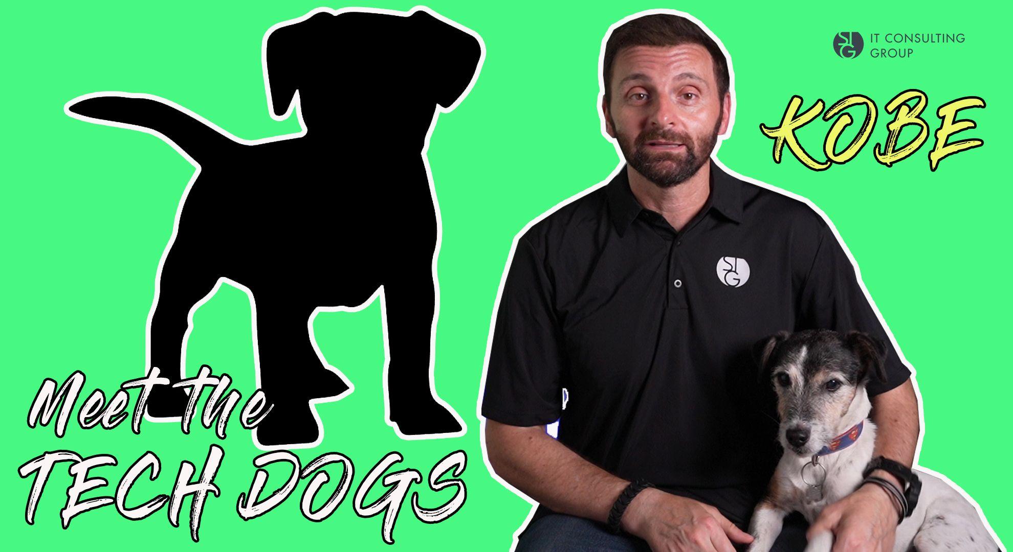 Meet the Tech Dogs! KOBE