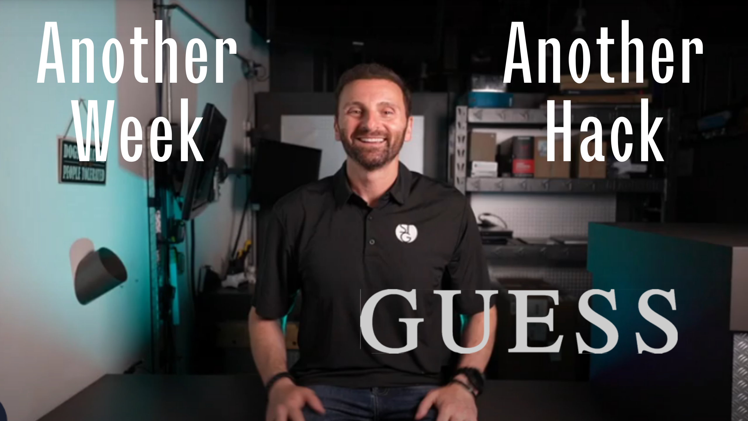 Another Week, Another Hack: Guess