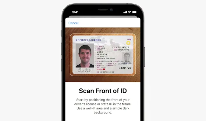 Apple says eight states have signed up to let people store IDs in Wallet