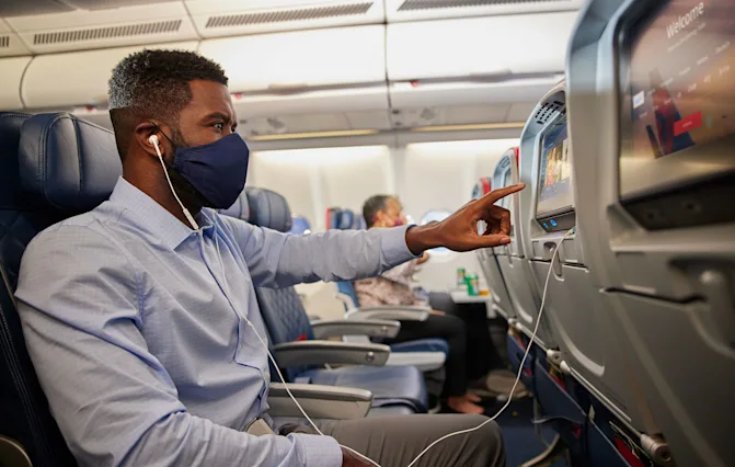 Spotify is taking over Delta's entire in-flight audio section